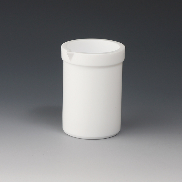 Cốc nhựa Teflon 100ml có mỏ